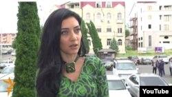 Արդարադատության նախարար Արփինե Հովհաննիսյան
