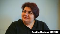 Azerbaijani journalist Khadija İsmayilova (15 January 2019)