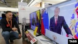 """""""Saradnja Rusije i SAD na globalnim i regionalnim problemima"""": Praćenje izlaganja ruskog predsjednika u Moskvi"""