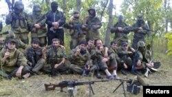 Дағыстандағы исламистік қарулы топ. Көрнекі сурет