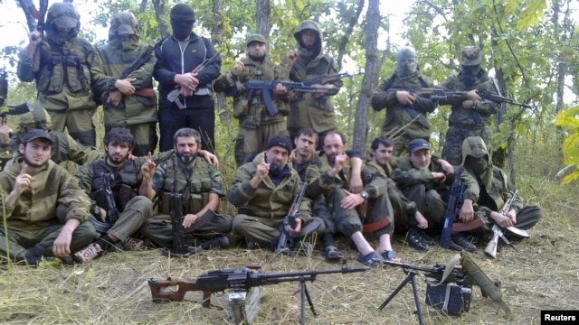 The decision comes as several individuals and militant Islamist factions in Daghestan have announced that they switched allegiance from the Caucasus Emirate group to the IS group.