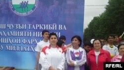 25 тысяч человек пробежали от «Чорбога» до «Наврузгоха»