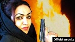 Афганская актриса и режиссер Саба Сахар.