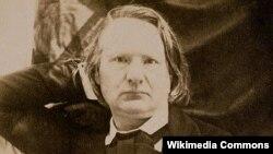 Victor Hugo, 1853