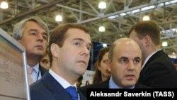 Одна из излюбленных экономических тем Дмитрия Медведева - модернизация