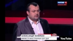 Скріншот з програми «Воскресный вечер с Владимиром Соловьевым»
