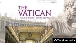 Скриншот канала Ватикана на Youtube
