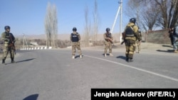 Kyrgyzstan's State Border Service has confirmed that five people were injured in the incident on July 22.