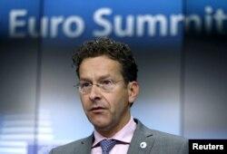Голова Єврогрупи Єрун Дейселблум