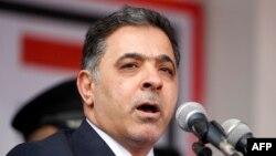 Iraqi Interior Minister Mohammed Ghabban