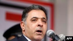 Mohamed Gaban, irački ministar unutrašnjih poslova koji je podnio ostavku