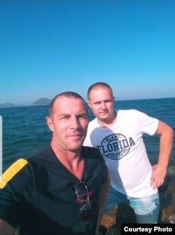 Алексей Маленков и Роман Беленко