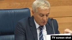 Ahmet Šantić, predsjednik Centralne izborne komisije BiH