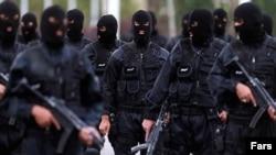 نیروهای ویژه پلیس ایران (نوپو)، عکس: آرشیو.