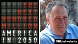 Книга Джоэла Коткина, где описывается Америка 2050 года, когда в стране будет жить не 300, как сегодня, а 400 миллионов человек