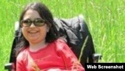 Miroslava Mima Ivanović, foto: disabilityinfo.me