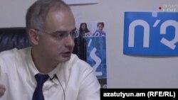 ՀԱԿ խմբակցության ղեկավար Լևոն Զուրաբյանը