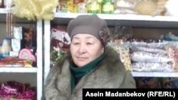 Жаңылкан Кайыпова.