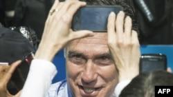 Кандыдат на прэзыдэнта ЗША ад рэспубліканцаў Міта Ромні