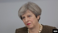 Premierul britanic Theresa May
