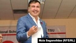 Михаил Саакашвилӣ