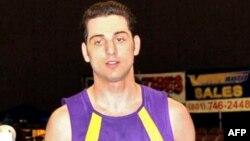 Тамерлан Царнаев, подозреваемый во взрывах на Бостонском марафоне, погибший в ходе перестрелки с полицией.