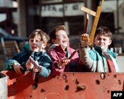 Dječaci u BiH, 1996.