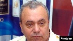 Հրանտ Բագրատյանը մամուլի ասուլիսում: 5-ի օգոստոսի, 2009 թ.