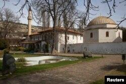 Мечеть ханів у Бахчисарії