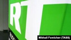 Russia Today (RT) հեռուստաընկերության լոգոն, արխիվ