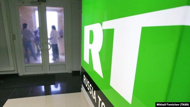Rusiyanın 'Russia Today' kanalı