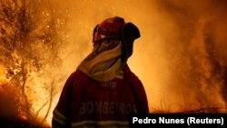Архивска фотографија: Пожар во Португалија