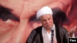 Бывший президент Ирана Акбар Хашеми Рафсанджани.