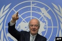 Izaslanik UN Staffan De Mistura