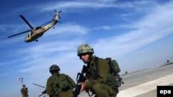 Ночью ВВС Израиля нанесли удары по МВД Палестины