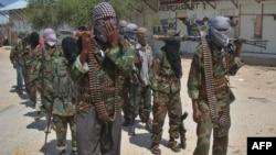 Fotografi arkivi e rekrutëve të organizatës terroriste somaleze, Al Shabab