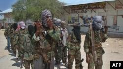 Somalia, militantët e al-shabab