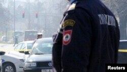 Policajac u Banjaluci, ilustrativna fotografija