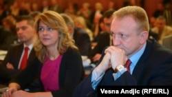 Dragan Đilas, bivši gradonačelnik Beograda i predsjednik Demokratske stranke