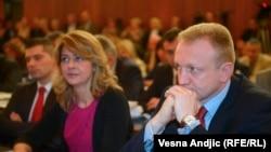 Dragan Đilas na sednici Skupštine grada, 24. septembar 2013.