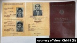 Pașaportul obținut de Viorel Chirilă după discuțiile din Ambasada SUA