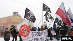 Соратники оппозиционера Козловского долго пытались вернуть его обществу, и наконец вернули