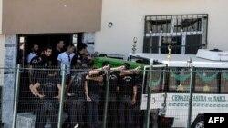 İyulun 22-də iki tür polisi qətlə yetirilib