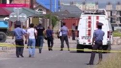 Взрыв у посольства Китая в Кыргызстане: свидетели рассказывают, как смертник протаранил ворота на автомобиле
