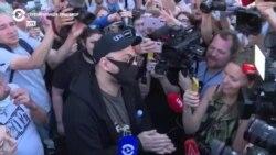 «Я не задоволений, я не щасливий». Російському режисеру Сєрєбрєннікову присудили три роки умовно і штраф (відео)