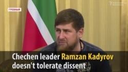 Kadyrov Berates Couple On Live Television
