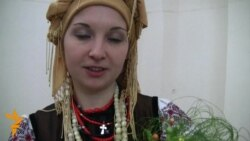 Ukrainians Honor Local Traditions On Valentine's Day
