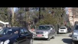 Музокироти масъалаи марз дар Душанбе