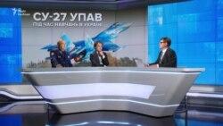 Не вистачило долі секунди на катапультування – Мамчур про падіння Су-27