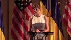 «Україна понад усе!» – представник США в ООН Саманта Пауер привітала киян